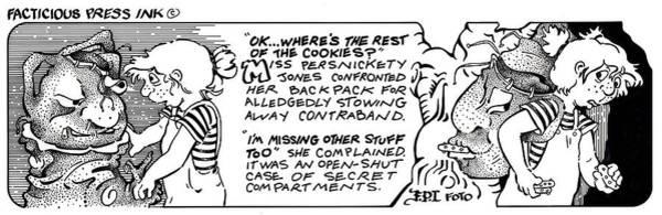 Secret Compartments Fpi Cartoon Poster