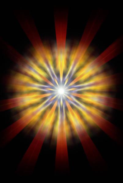 Seven Sistars Of Light Poster
