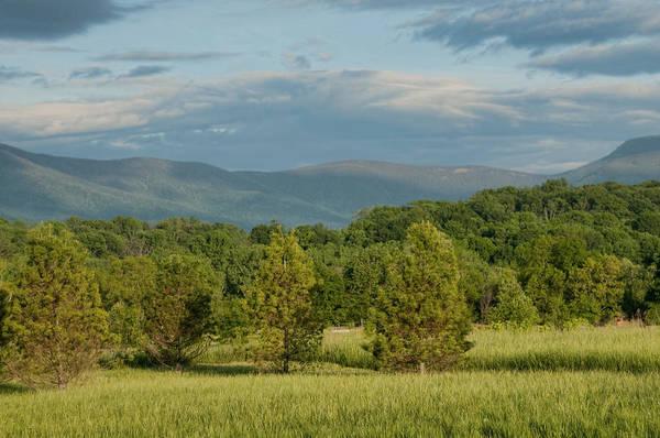 Shenandoah Valley May View Poster