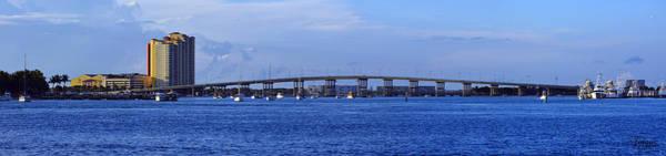 Singer Island Bridge Poster