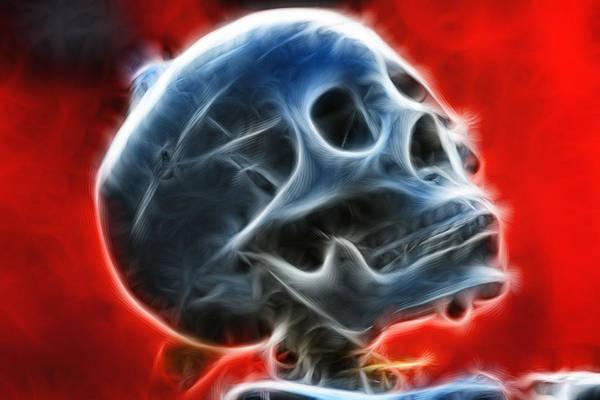 Skull #1 Poster