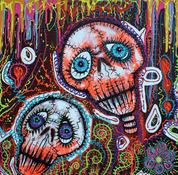 Skull Crew Poster