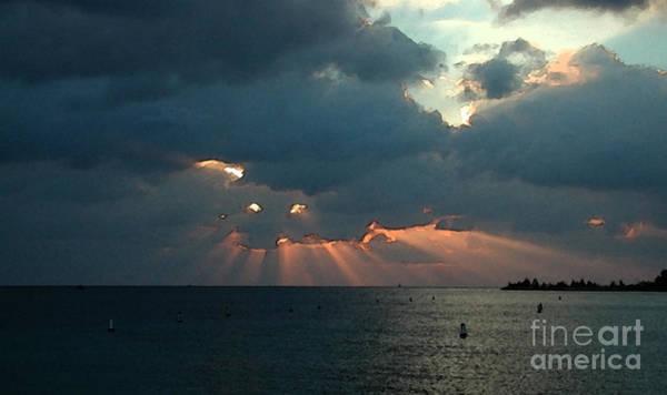 Sky Dragon - Florida Keys Poster