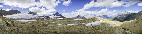 Sperry Glacier Basin Poster
