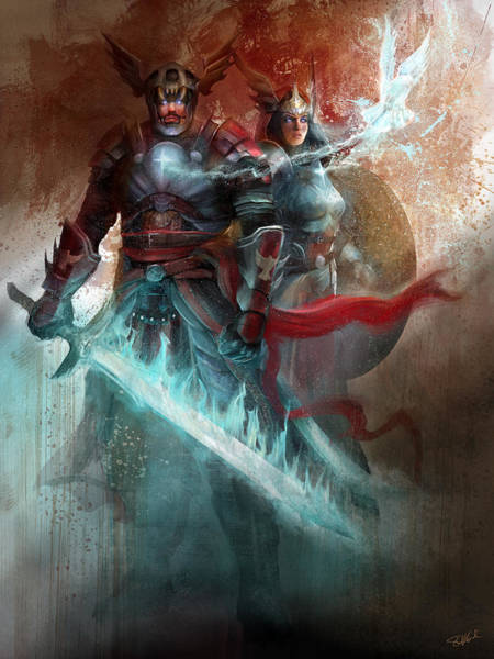 Spiritual Armor Poster