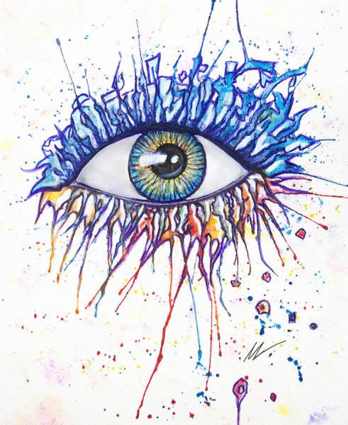 Splash Eye 1 Poster