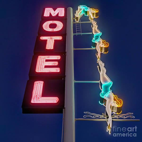 Splashdown Motel Poster