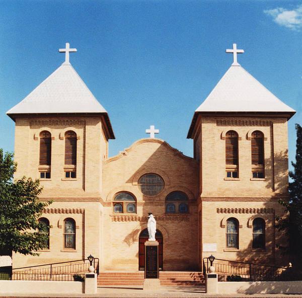 St. Albino Church Poster