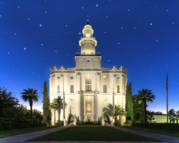 St. George Temple 2 Poster