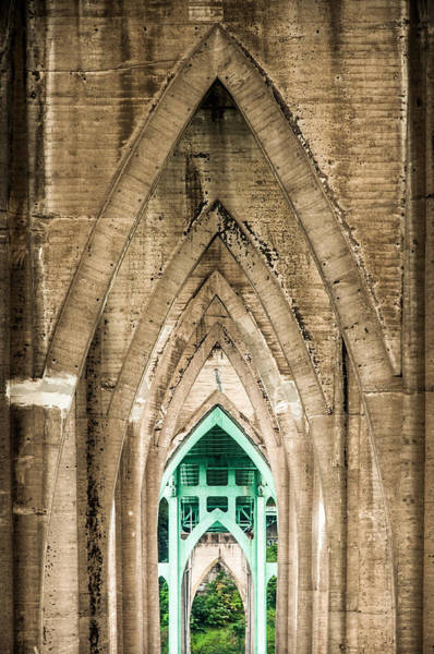 St. Johns Arches Poster