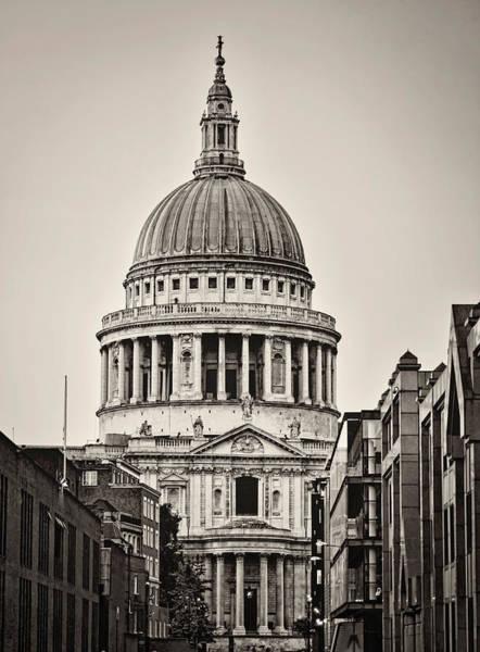 St Pauls London Poster