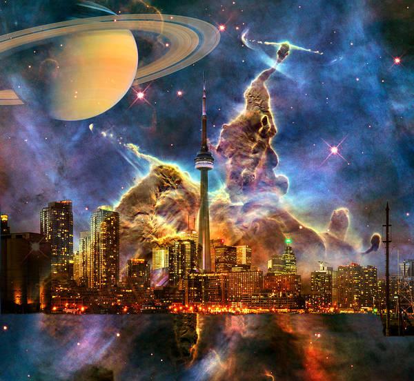 Star City Poster