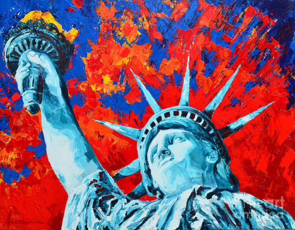 Statue Of Liberty - Lady Liberty Poster