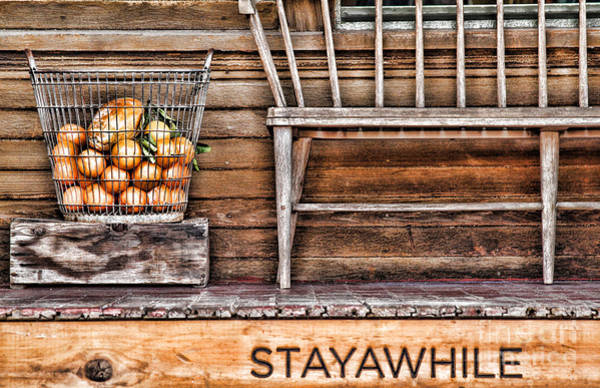 Stayawhile Poster