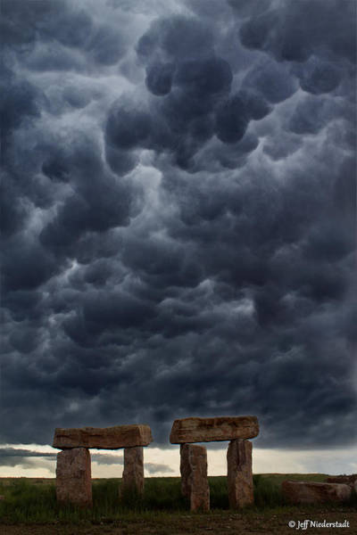 Stormhenge Poster