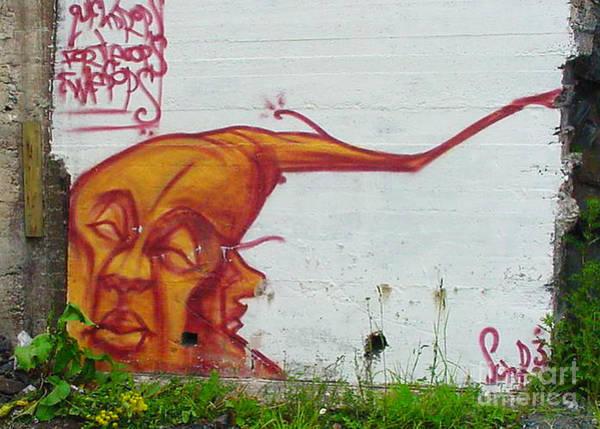Street Art 4 Poster