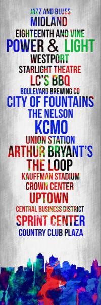 Streets Of Kansas 1 Poster