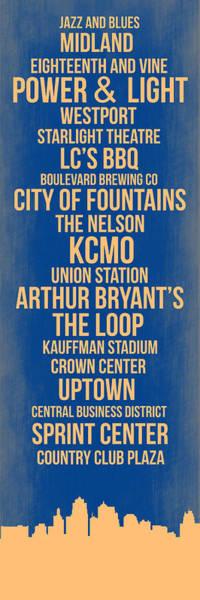 Streets Of Kansas 3 Poster