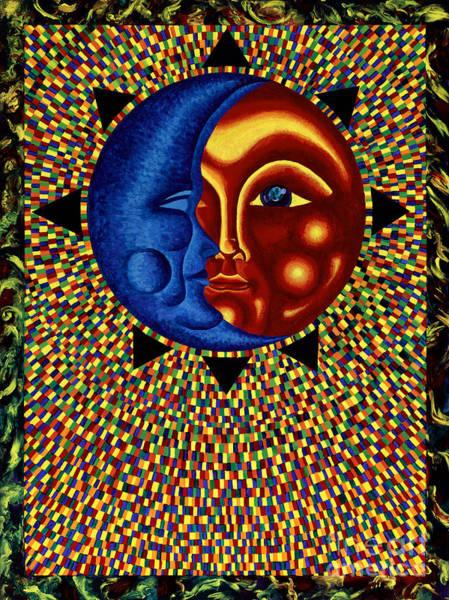 Sun And Moon II Poster