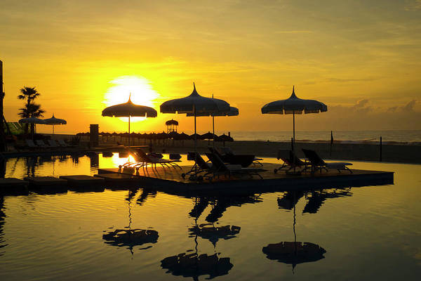 Sunrise, Grand Mayan Resort, San Jose Poster