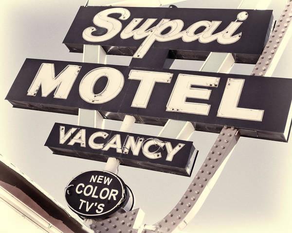 Supai Motel Poster