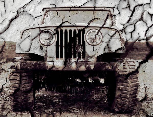 Super Swamper Commando Poster