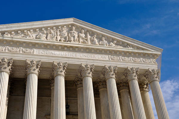 Supreme Court Of The United States Poster