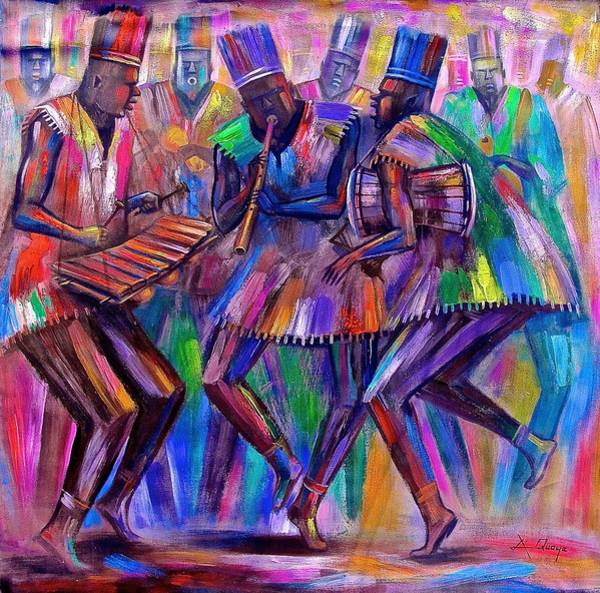 Sweet Rhythms Poster