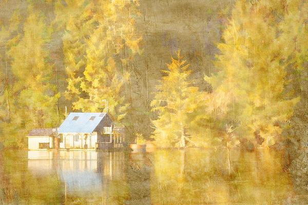 Tahkenitch Lake Oregon Poster