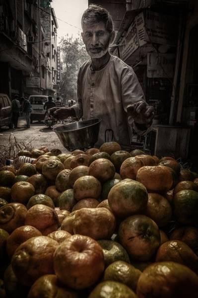 Tangerines From Paharganj Poster