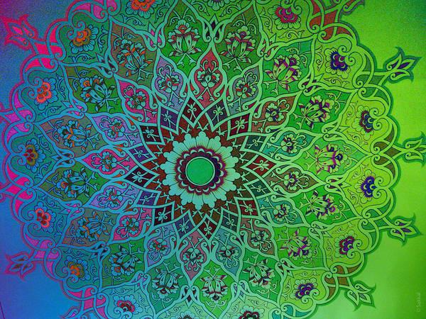 Tashkent Blossoms Poster