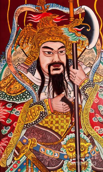Temple Door 03 Poster