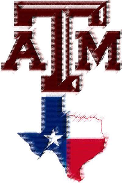 Texas Aggies Poster