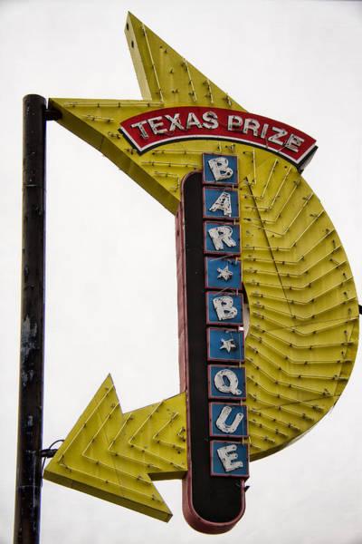 Texas Prize Poster