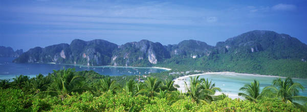 Thailand, Phi Phi Islands, Mountain Poster