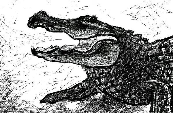 The Alligator Poster