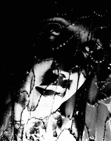 The Black Madonna Poster