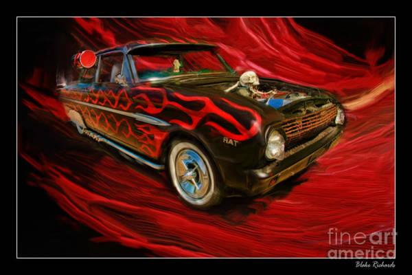 The Devil's Ride Poster
