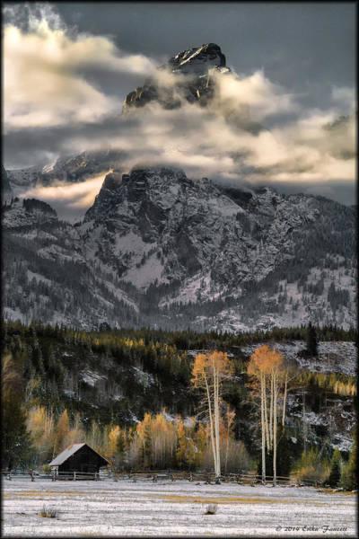 The Grand Teton Poster