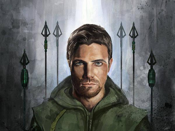 The Green Vigilante  Poster