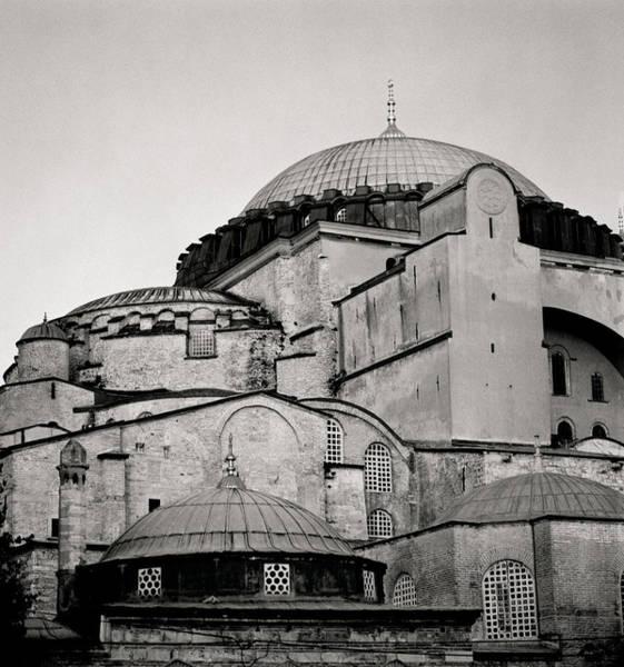 The Hagia Sophia Poster