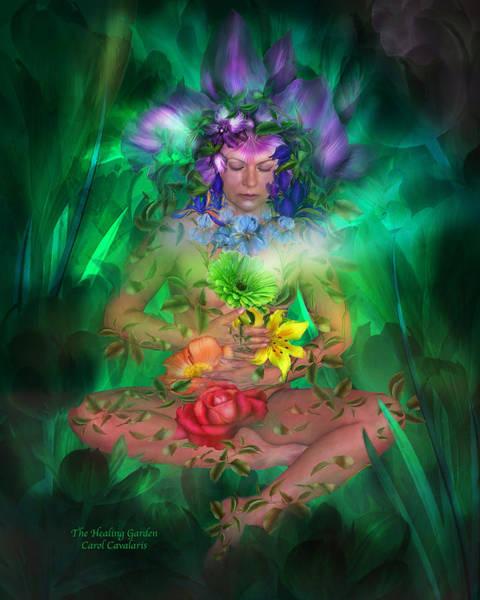 The Healing Garden Poster