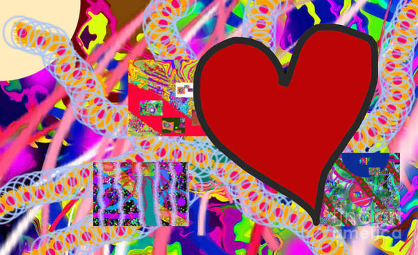 The Heart Of The Matter - Art Poster