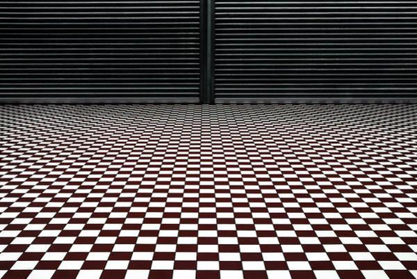 The Hypnotic Floor Poster