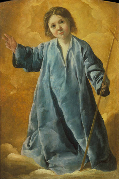 The Infant Christ Poster
