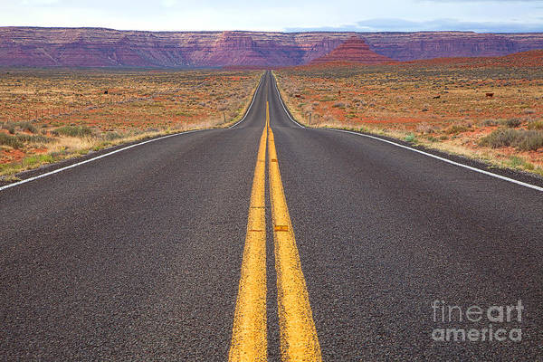 The Long Road Ahead Poster