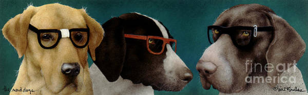 The Nerd Dogs... Poster