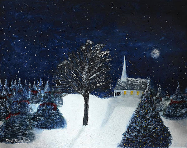 The Night Before Christmas Poster