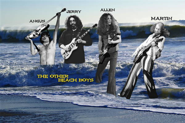 The Other Beach Boys Poster