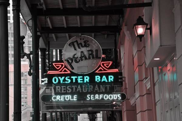 The Pearl Oyster Bar Poster